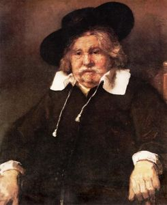 Rembrandt Van Rijn - Portrait of an Elderly Man