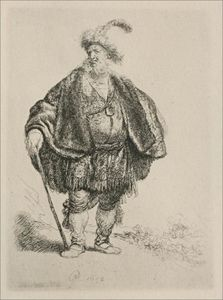 Rembrandt Van Rijn - The Persian