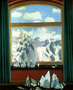 Rene Magritte - The Domain of Arnheim 1