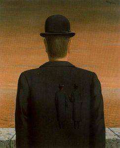 Rene Magritte - The spirit of adventure