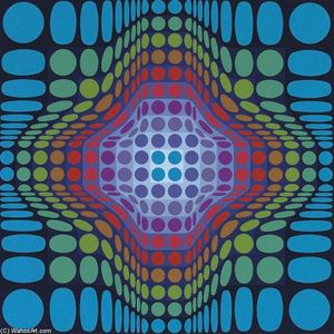 Victor Vasarely - KST