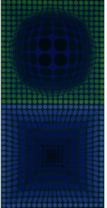 Victor Vasarely - VP-109