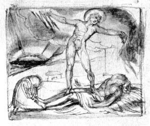 William Blake - Untitled 8