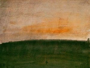 William Turner - Color Beginnings the Pink Sky
