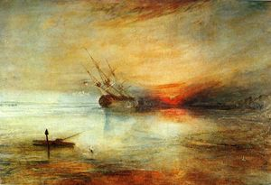 William Turner - Fort Vimieux