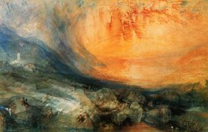 William Turner - Goldau