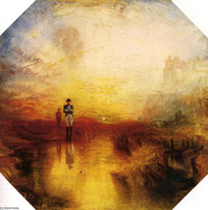 William Turner - The Exile and the Snail