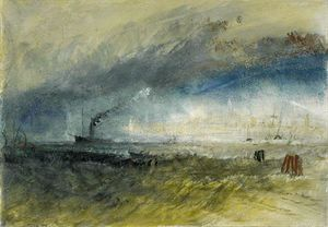 William Turner - Venice from the Laguna