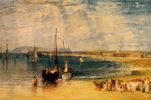 William Turner - Weymouth, Dorsetshire