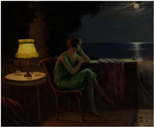 Delphin Enjolras - Distant Thoughts