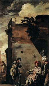 Order Art Reproduction : The Parable of the Vineyard by Domenico Feti (Domenico Fetti) (1589-1623, Italy) | WahooArt.com
