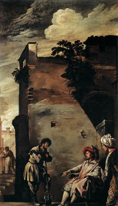 The Parable of the Vineyard by Domenico Feti (Domenico Fetti) (1589-1623, Italy) | WahooArt.com