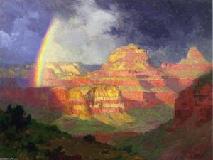 Edward Henry Potthast - The Grand Canyon 1