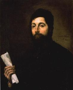 Jusepe De Ribera (Lo Spagnoletto) - A music teacher