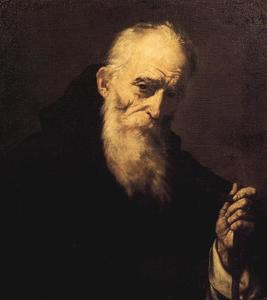 Jusepe De Ribera (Lo Spagnoletto) - St. Anthony of Abad