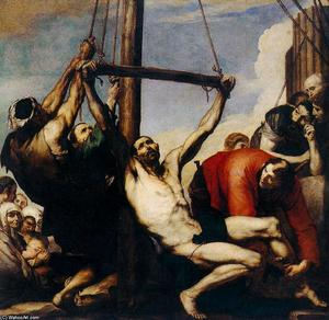 Jusepe De Ribera (Lo Spagnoletto) - The Martyrdom of St. Philip