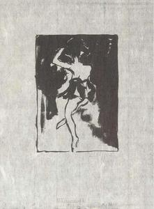 Emile Nolde - Dancer 2
