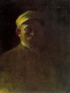 Emile Nolde - Self-portrait