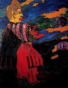 Emile Nolde - Vagrants