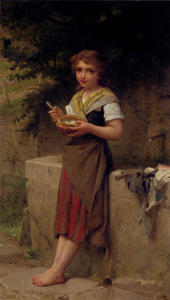 Emile Munier - The Young Farmers