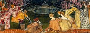Ernest Bieler - The Game of Graces