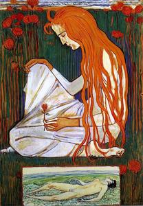 Ferdinand Hodler - The Dream