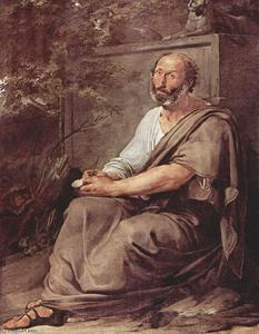 Francesco Hayez - Aristoteles