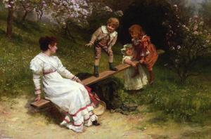 Frederick Morgan - See Saw