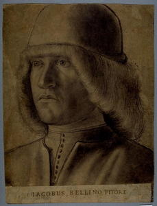 Gentile Bellini - Portrait of a Man