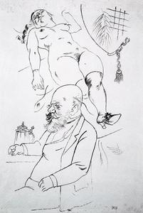 George Grosz - From the youth