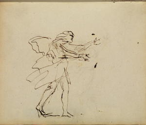 George Romney - Sketch 7