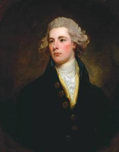George Romney - William Pitt the Younger