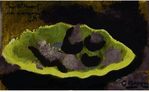 Georges Braque - Dead nature