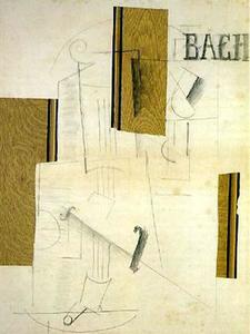 Georges Braque - Still life BACH