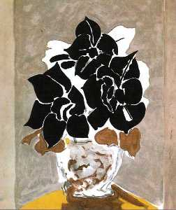 Georges Braque - The Amaryllis