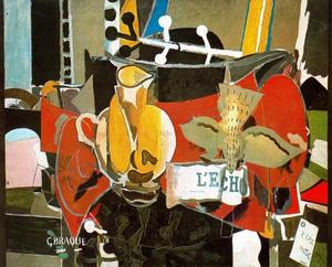 Georges Braque - The Eco