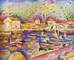 Georges Braque - The Estaque