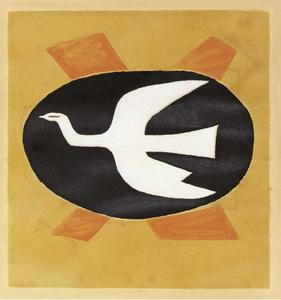 Georges Braque - The Firebird