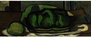 Georges Braque - The Green Apples