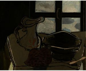 Georges Braque - The Green Bowl
