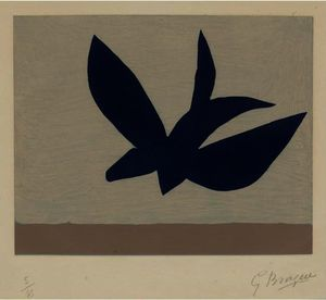 Georges Braque - The order of birds