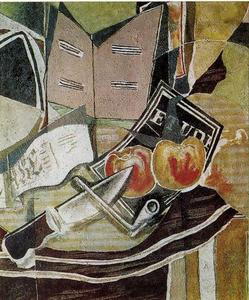Georges Braque - The Round Table 1
