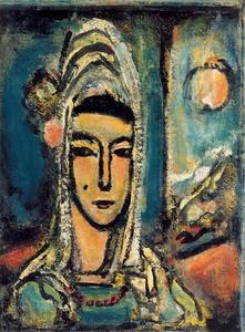 Georges Rouault - A Thousand and one nights