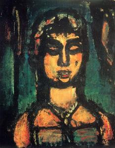 Georges Rouault - Salome