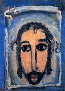 Georges Rouault - The holy face 1