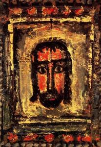 Georges Rouault - The holy face