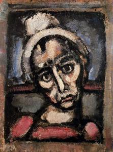 Georges Rouault - The one who doesn't use makeup