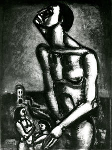 Georges Rouault - we are not Convicts