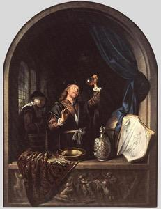 Gerrit Dou - The Physician