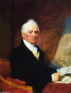 Order Art Reproductions | Mr. Barney Smith by Gilbert Stuart (1755-1828, United Kingdom) | WahooArt.com